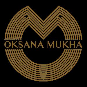 oksana-mukha - logo kolekcji sukien ślubnych